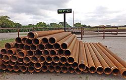 QFC Services, A leading carbon steel pipe supplier in north Texas