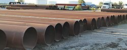 Sell Your Steel Pipe to QFC Services